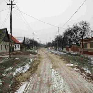 Rumänien Winter